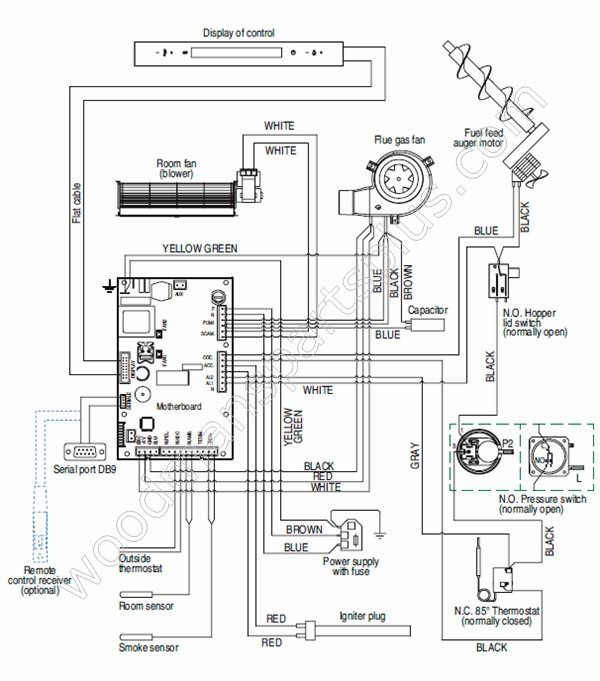 Reset Circuit Diagram