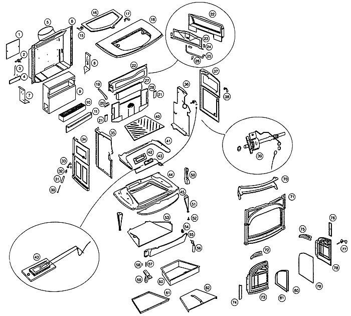 vermont castings defiant encore 2190. Black Bedroom Furniture Sets. Home Design Ideas