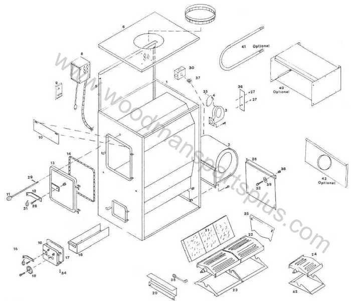 Jensen Furnace Wiring Diagram