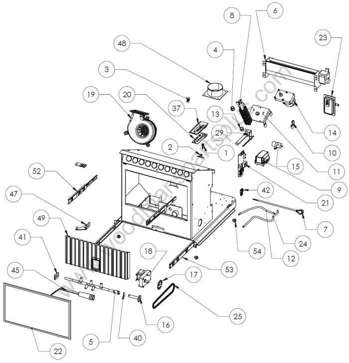 Pump Pot Parts