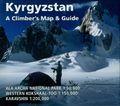 Kyrgyzstan Climber's Map & Guide