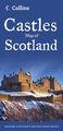 Map of Scotland Castles