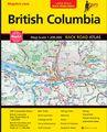 British Columbia Road Atlas