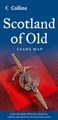 Scotland of Old Map, Clans Map