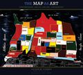 Map as Art by Katharine Harmon