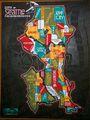 Seattle Neighborhood Map by Lux