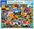 National Park Badges Puzzle