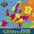 Europe GeoPuzzle