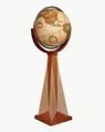 Obelisk World Globe, 16