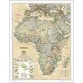 Africa Wall Map - Executive Series by National Geographic