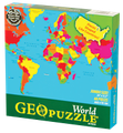 World Map GeoPuzzle