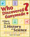 Who Discovered Ganymede? Knowledge Cards