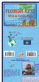 Florida Keys Dive & Guide Map by Franko