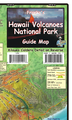 Hawaii Volcanoes National Park Map by Franko