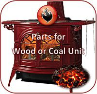Wood and Coal Stove Manufacturer's Cross Reference