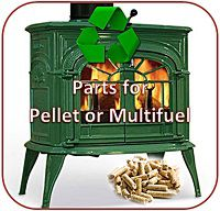 Pellet and MultiFuel Stove Manufacturer's Cross Reference