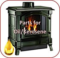Oil and Kerosene Stove Manufacturer's Cross Reference