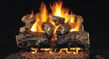Burnt Rustic Oak