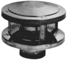 Amerivent All-Fuel Chimney Cap