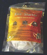 One Match Wax Packet Fire Starter