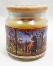 Deer Candle - Apple Pie Fragrance