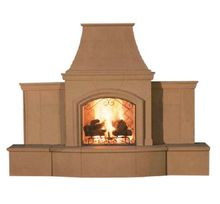 American Fyre Design Outdoor Fireplaces