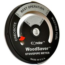 Woodsaver Stovepipe Thermometer