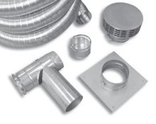 Stainless Steel Flexible Liner Kit