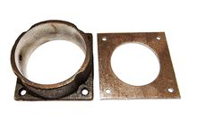 Auger Motor Mounting Plate