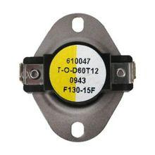 Fan Control Switch Open 115F, Close 130F