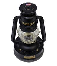 Stove Lite Woodstove Powered Lantern and Fan