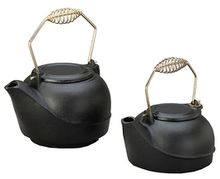Cast Iron Kettle Steamers