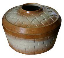 Basket Weave Stove Steamer