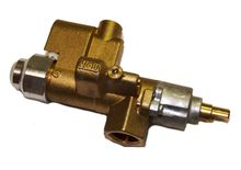 Copreci Gas Valve - Rear Inlet