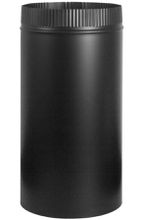 Black Stove Pipe, 12 inch length