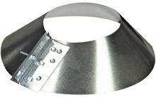 Storm Collar for Stove Pipe