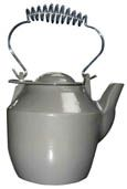 Cool Grey 2 quart Kettle