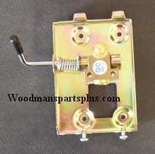 Gas Light Wall Plate Assembly