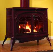 Radiance DV Gas Stove