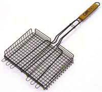 Gas Grill Cooking Basket