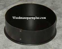 Black Stove Pipe Tee Cap