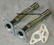 Gas Grill L-Shaped Venturi