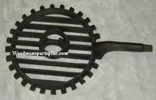 Round Stove Grate with Shaker 9
