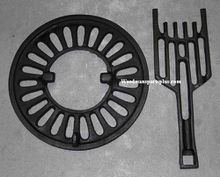 Round Dump Stove Grate, 12 3/8 inches