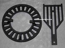 Round Dump Stove Grate, 11 1/2 inches