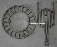 Round Dump Stove Grate, 12 1/4 inches