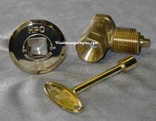 Manual Gas Valves