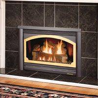 Discovery Small Gas Fireplace