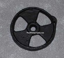 Stove Draft Wheel