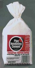 Pipe Insulating Cement